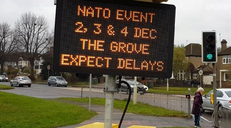 Herts Police launch info page ahead of NATO meeting Donald Trump – Watford and Three Rivers