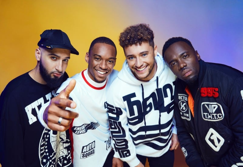 Rak-Su are through to the X Factor Finals 2017