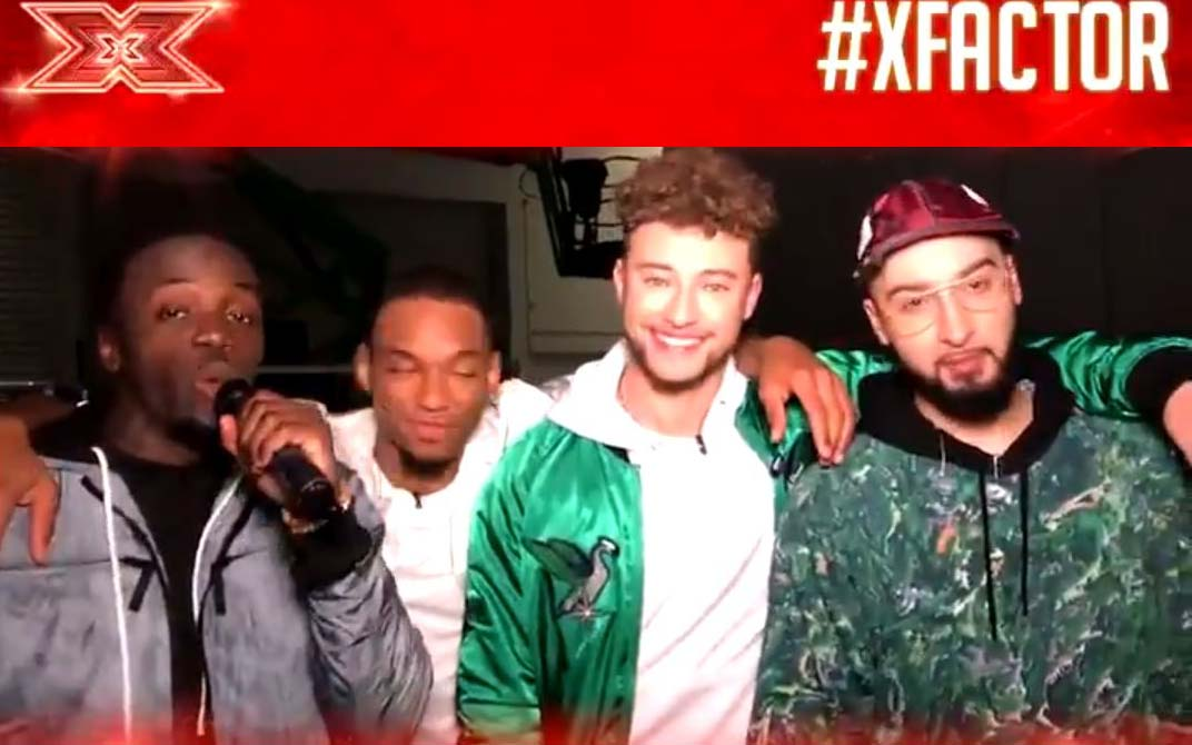 Rak-Su are Winners of X Factor 2017