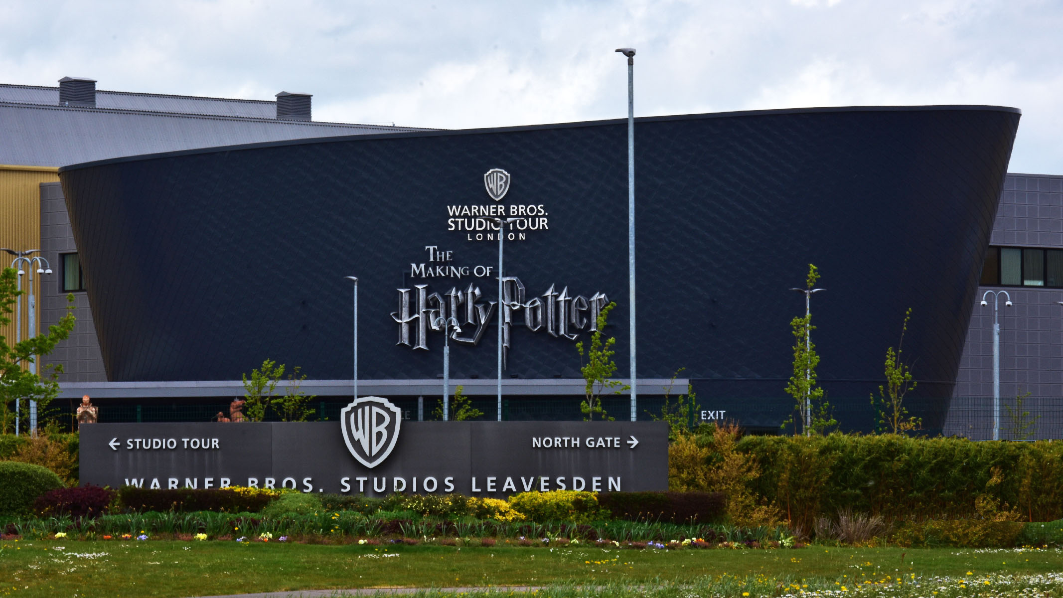 Warner Bros Tour (Making of Harry Potter) </a> Wizarding World in Leavesden