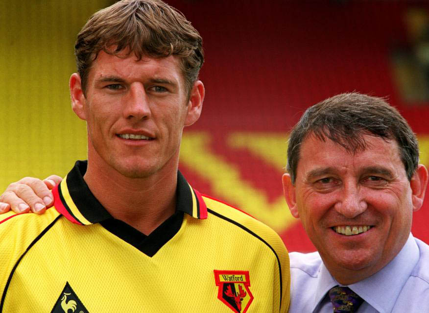 Former Watford footballer Mark Williams 'Sexually abused by paedophile coach'