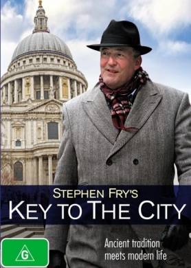 Stephen Fry's Key to the City of London