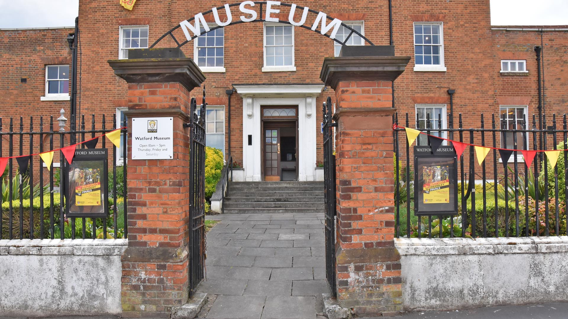 Watford Museum is preparing to welcome visitors back for the first time this weekend on Saturday 1 August since it had to close its doors due to COVID-19