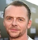 Simon Pegg, who played Scotty in Star Trek Beyond. Also in the Alien film 'Paul'.