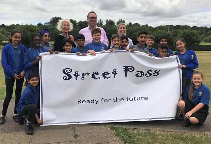 MP Supports School Safety Week in Watford