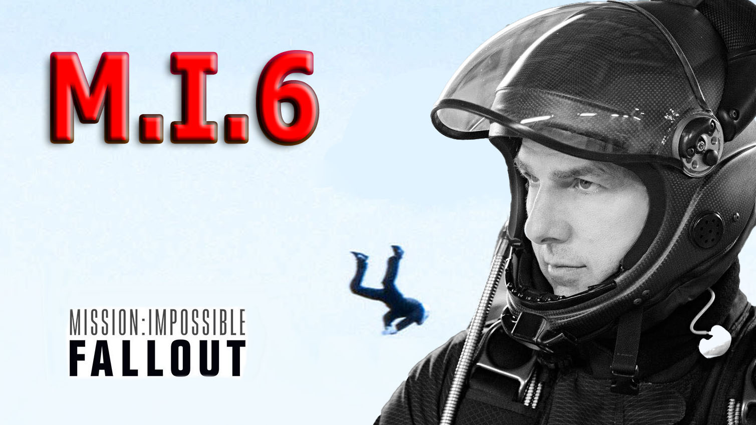 Mission Impossible 6 Fallout Tom Cruise Skydiving Stunts At Film Studio