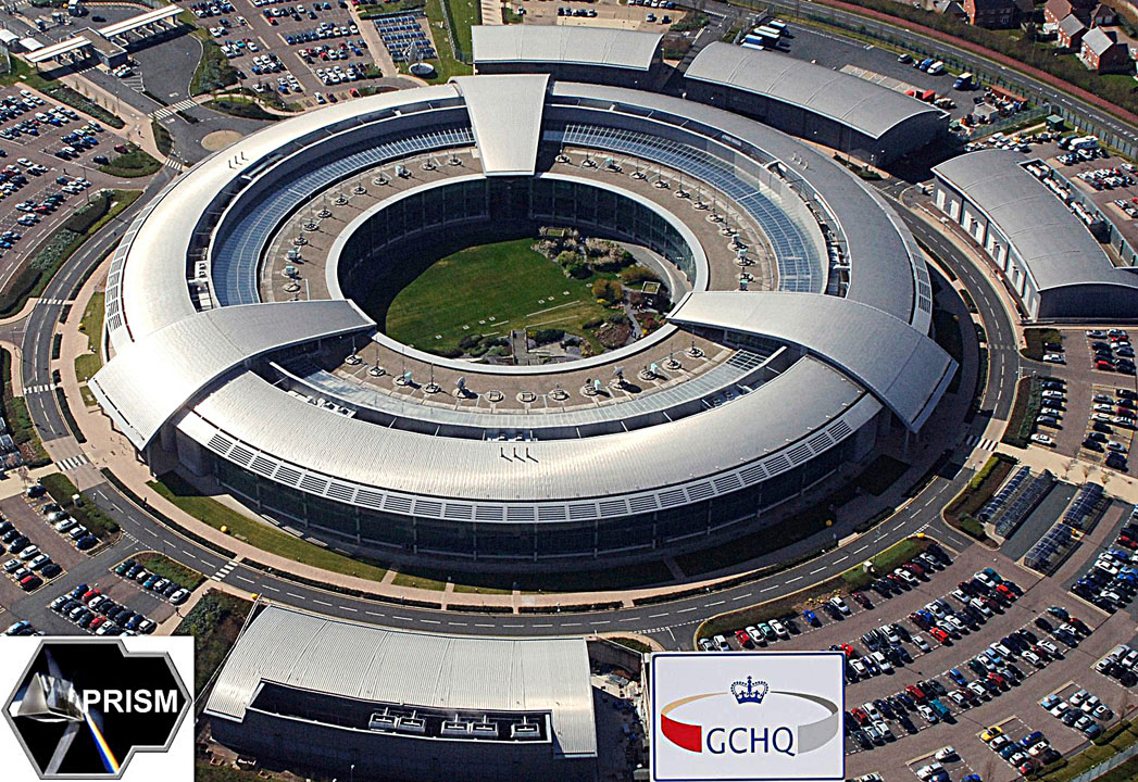 Governments Secret Surveillance Spying on every online users data