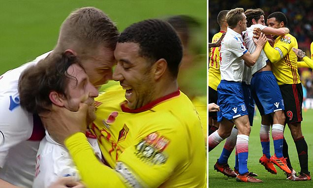Troy Deeney accepts three-match ban for violent conduct charge