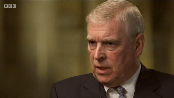 Prince Andrew Epstein Scandal Video Interview BBC Newsnight