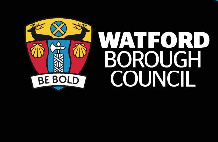 Watford Couuncil Mayor Baroness Dorothy Thornhill and Vice Chairman Councillor Rabi Martins 2017